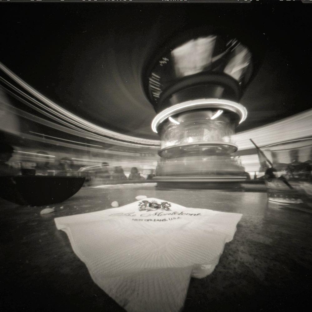 David Armentor - Sit & Spin