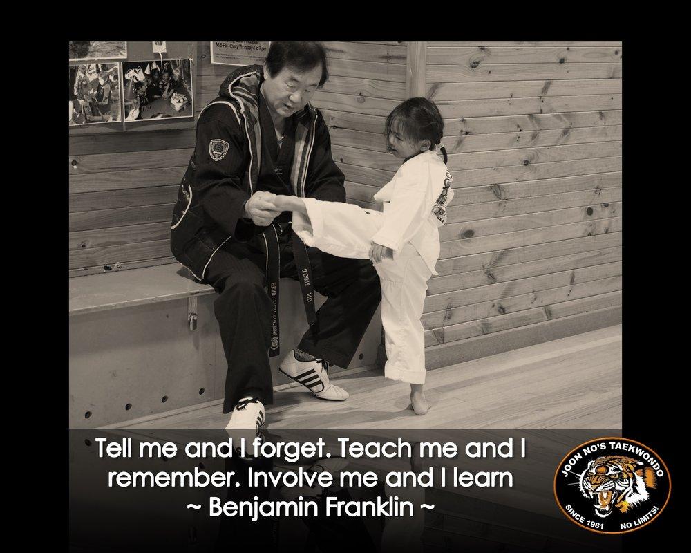 Taekwondo Quotes Motivational Quotes  Joon No's Taekwondo