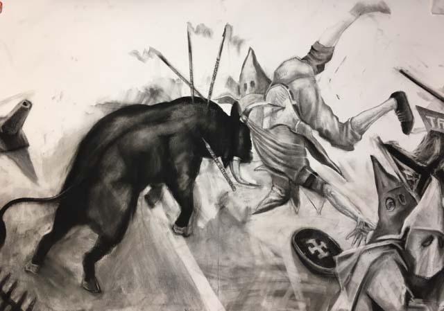 Poking the Bull, 2017