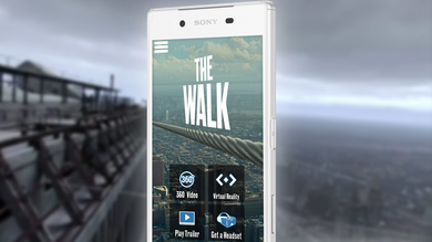 A mobile version was created to experience The Walk. With both Virtual Reality and 360 Video modes you soar above the clouds, 94 stories high as you walk from one tower to the other with nothing but a wire beneath you. Available for download on iTunes and the Android App Store
