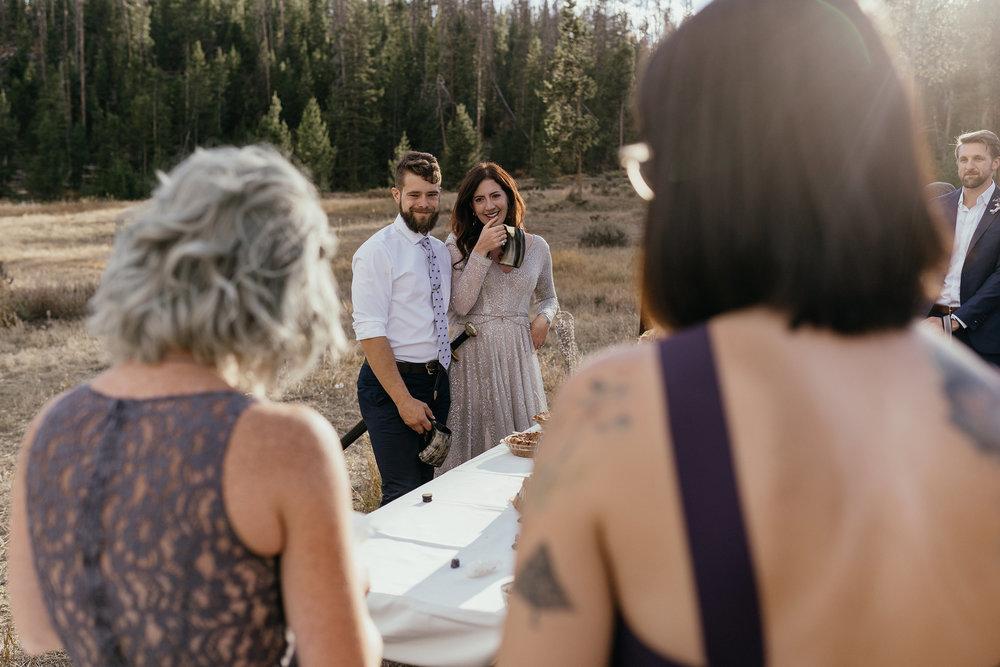 bridesmaid-making-speeches-double-a-barn-grand-lake-colorado-raelyn-ramey-photography-626.jpg