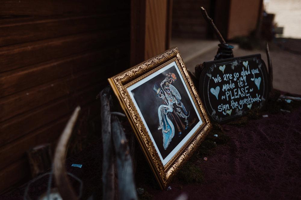 sugar-skull-decorations-entry-table-double-a-barn-grand-lake-colorado-raelyn-ramey-photography-168.jpg