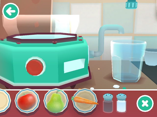 Toca Kitchen 2 offers new ingredients and new tools to create new recipes