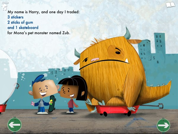 Even Monsters Get Sick review - A quirky story about a boy and his monster.