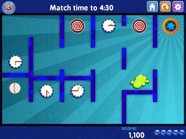 Marble Math Junior review - Practice math concepts through a fun maze game
