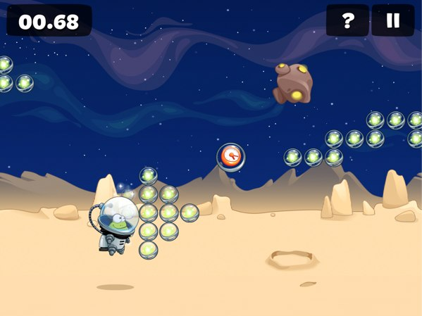 Tap The Frog 2 version 1.1 review - Includes five new exciting mini games