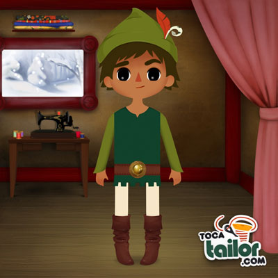 Toca Tailor Fairy Tales review - A lovely companion app to the original.