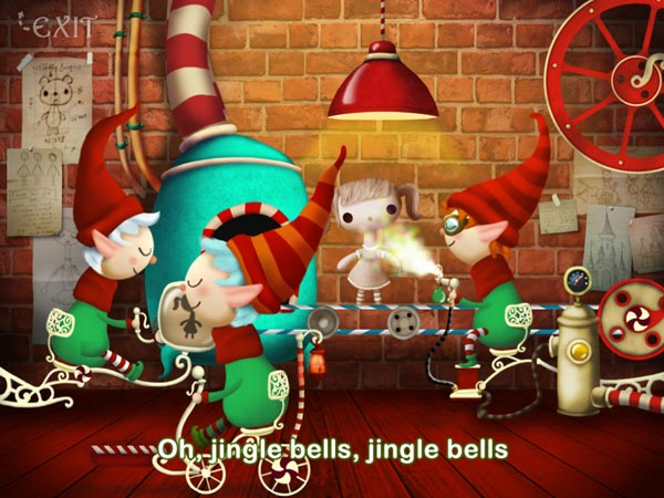 Christmas Song Machine HD review - Get into the Christmas spirit early this year.