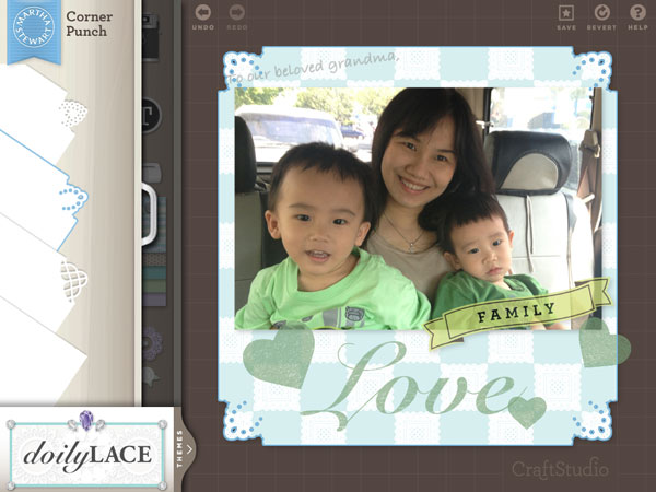 Martha Stewart CraftStudio review - A simple, intuitive app for scrapbooking.
