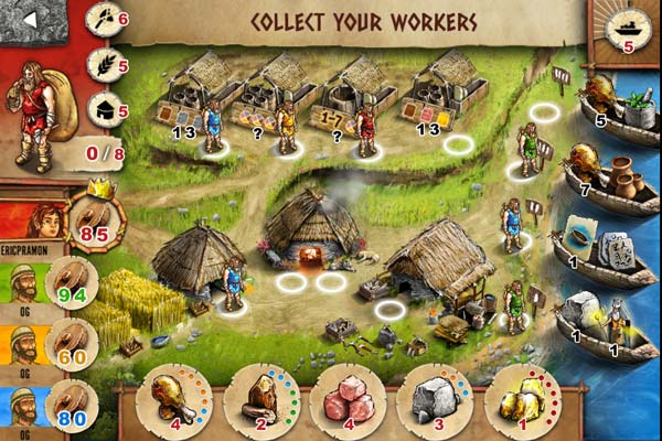 Stone Age: The Board Game review - The beloved board game now comes to iOS.