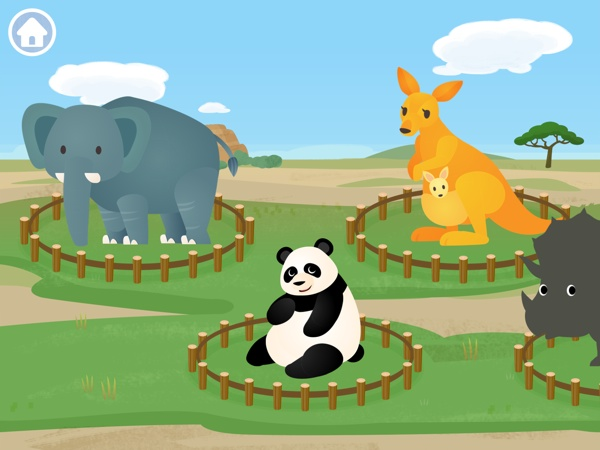 Explore a magical zoo in Gocco Zoo