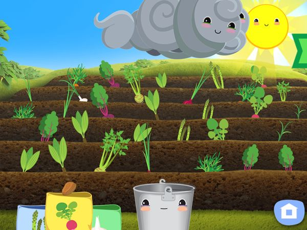 Gro Garden introduces kids to eco gardening through fun mini games