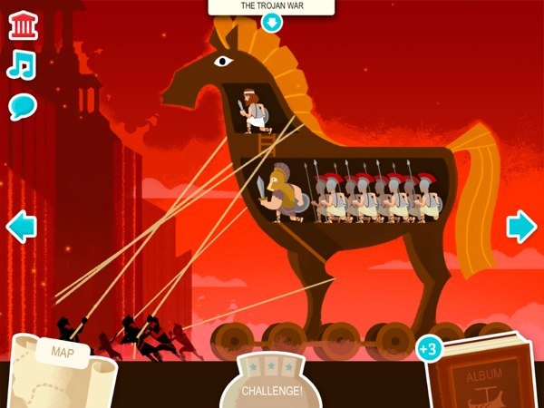 Odysseus for Kids Introduces the Greek Mythology in an ...