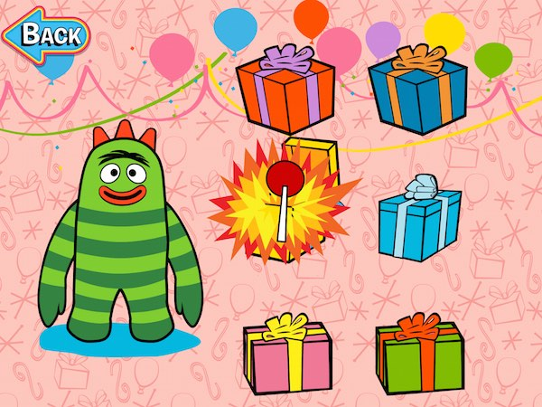 Birthday Party App Gets Kids Celebrating And Learning