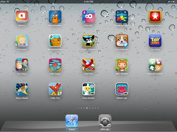 20 Recommended Apps for 1-Year-Olds