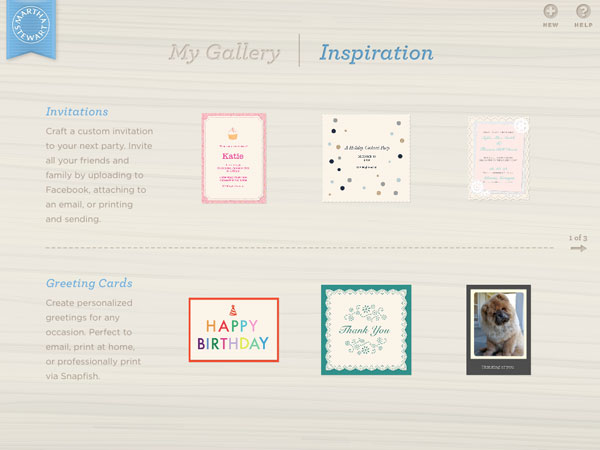 Martha Stewart CraftStudio - Browse the available templates for inspiration.