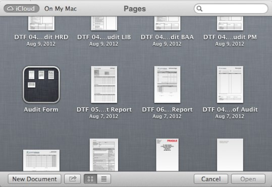 Byword 1.1 for iOS review - Byword for iOS fully supports folder creation to sync with its Mac counterpart