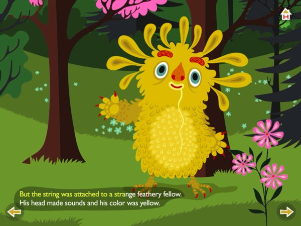 Flora's Forest review - Funny-looking monster friends with special abilities inhabit the enchanted forest