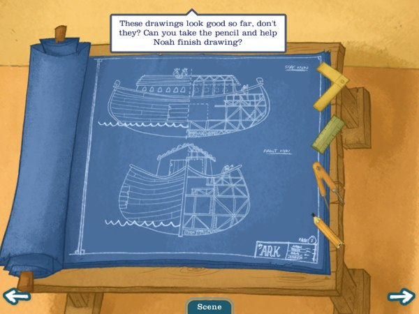 Noahs ark interactive storybook geeks with juniors interactive malvernweather Choice Image