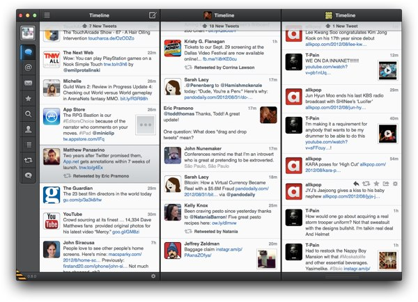 Tweetbot for Mac Beta review - New Beta version brings auto-refreshing columns