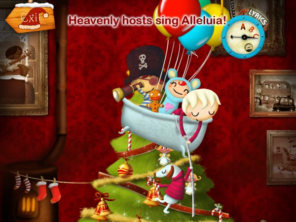 Christmas Song Machine HD review - A beautiful way to welcome Christmas.