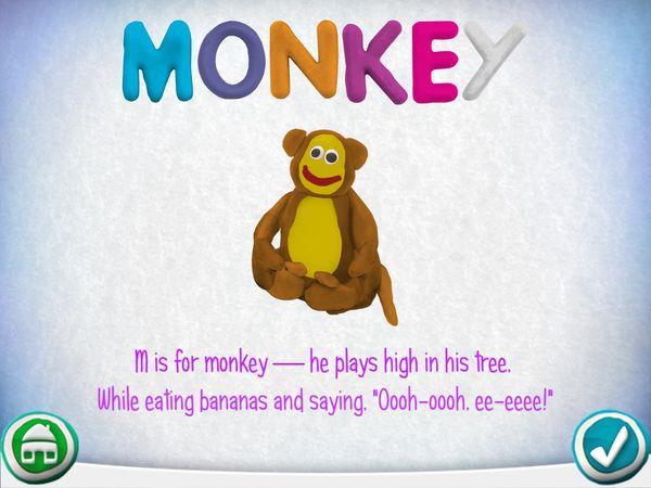 Make a monkey.