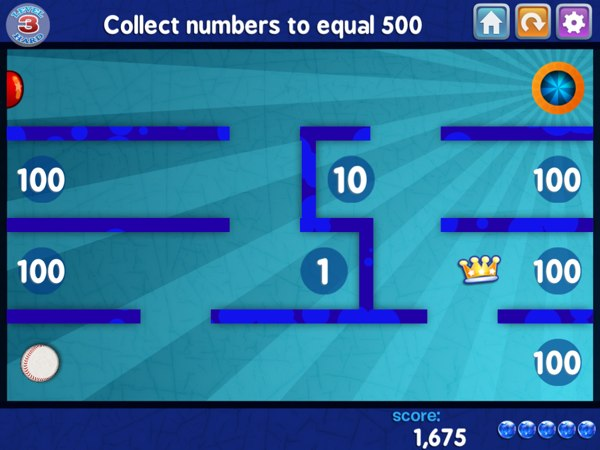 Marble Math Junior review - Exclusive contents are available for younger juniors