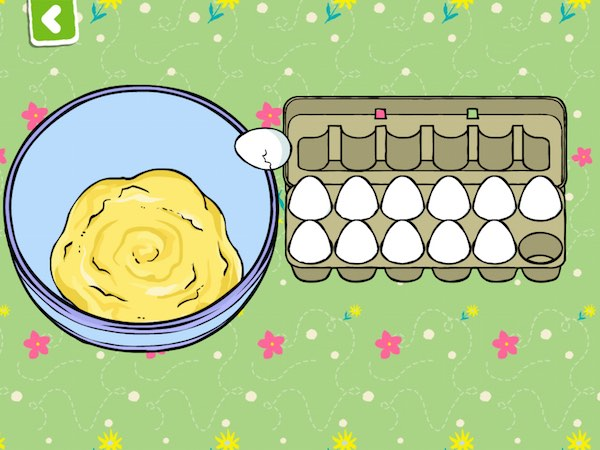 Kids follow simple instructions to make delicious foods