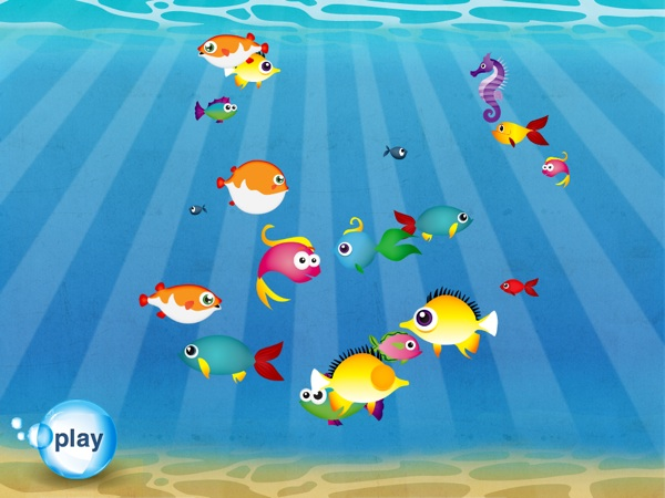 Fish School HD review - There are plenty of fish in the sea, and in Fish School HD.