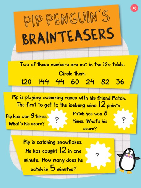 Wizard Times Tables Offers Fun Games to Practice Multiplication ...