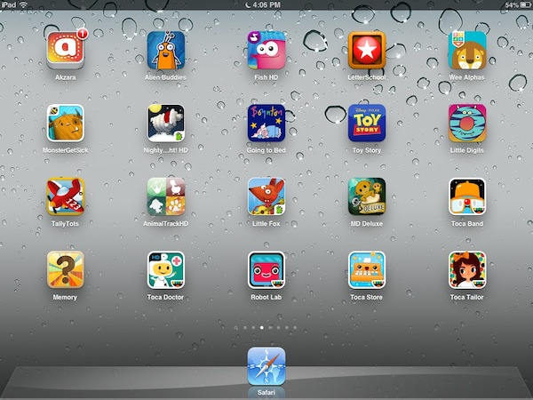 Handpicked 20 best apps for 1-year-olds.