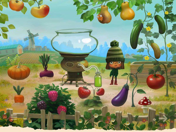 Green Riding Hood is an organic spinoff of the famous Little Red Riding Hood fairy tale with a focus on healthy lifestyles.