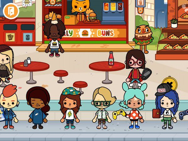 Toca Life: City includes more characters and lets you to customize them even more -- to make the storytelling even more personal.