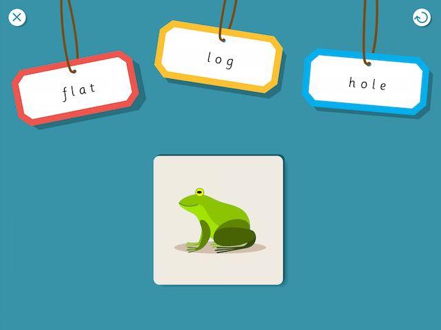 Fun rhyme games help kids build early literacy