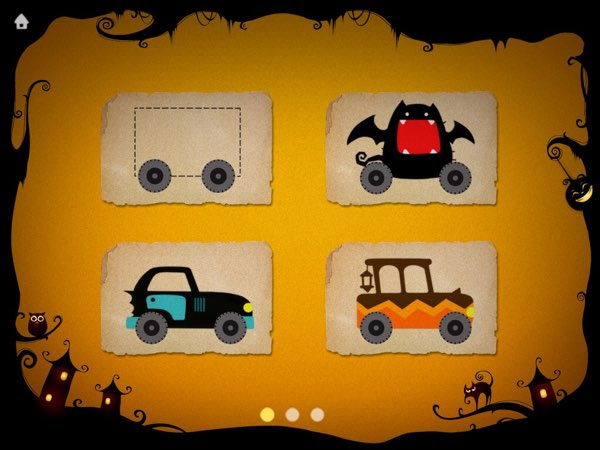 Labo Halloween Car Invites You to Race Your Quirky Cars in 12 ...