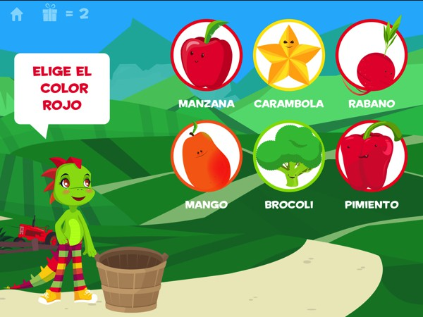 Juana la Iguana helps preschoolers learn basic skills and expand their vocabulary
