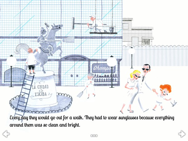 Clean and Bright is a sleek and unique tale about the pains of growing up