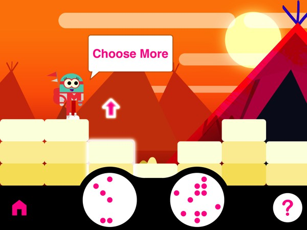 Help Millie travel across colorful worlds