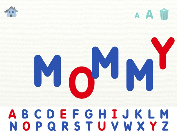 You can set the app to use Montessori colors -- red for vowels and blue for consonants