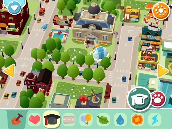 Hoopa City 2 builds on the original Hoopa City, and offers fun new buildings and features