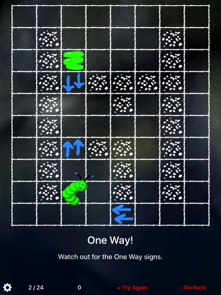 As the game progresses, you also discover new obstacles that challenge your problem solving skills