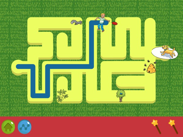 The more puzzles kids solve, the more challenging future puzzles become