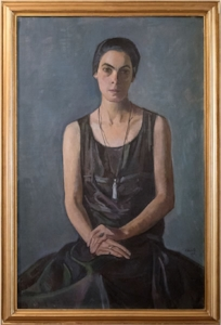 "Antonia ""Toni"" Wolff • (1888-1953)"