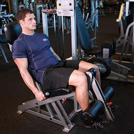 Clearly, machine training rarely promotes muscular use in a functional context. Instead, it merely amplifies the muscle imbalances caused by chronic sitting.