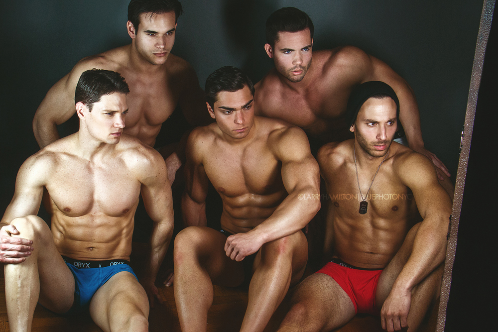 ALPHA editorial by BLUE Photography