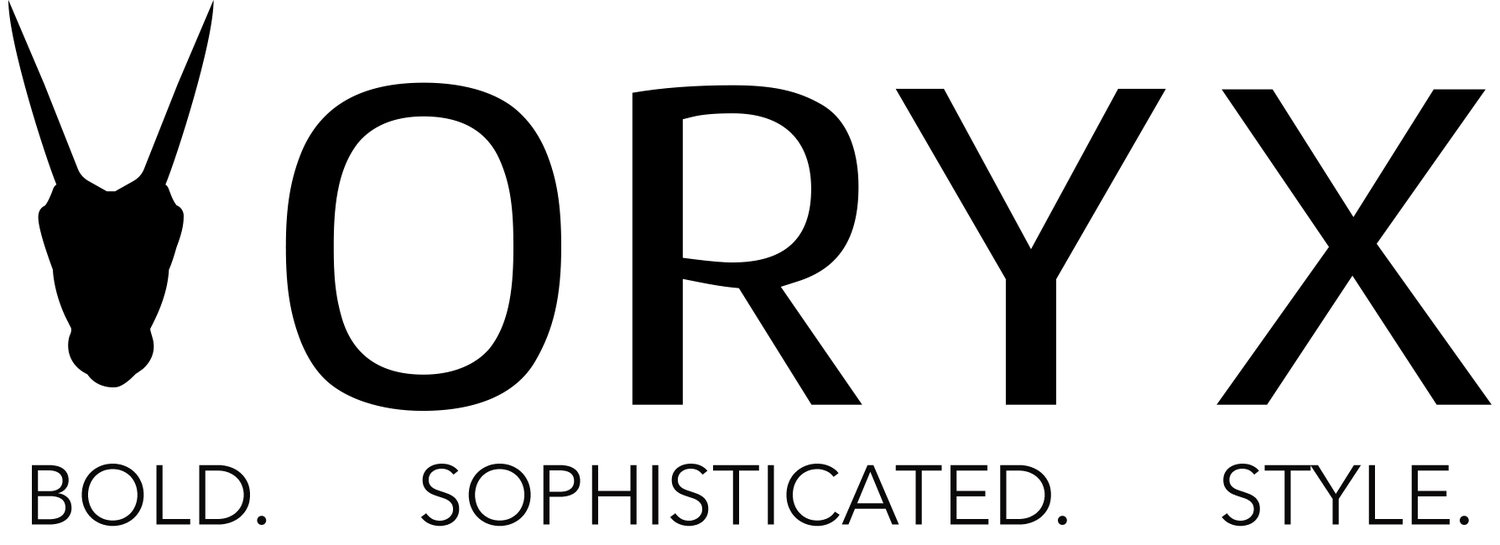 Oryx - Sophisticated Men's Lifestyle Brand