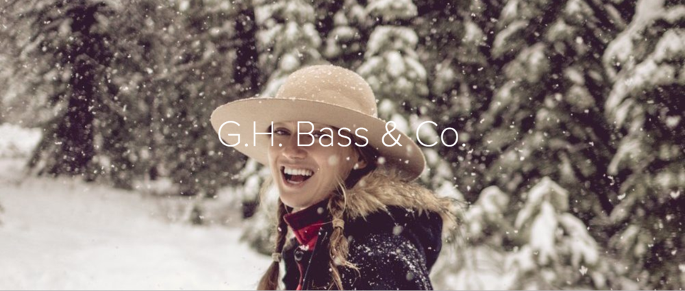 +G.H. Bass & CO Campaign -