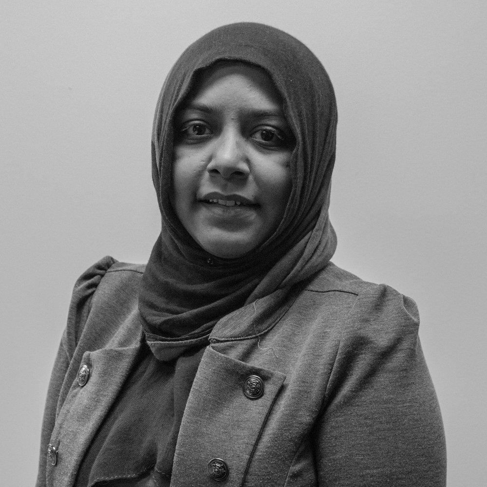 Asma Qureshi - Senior Research Consultant