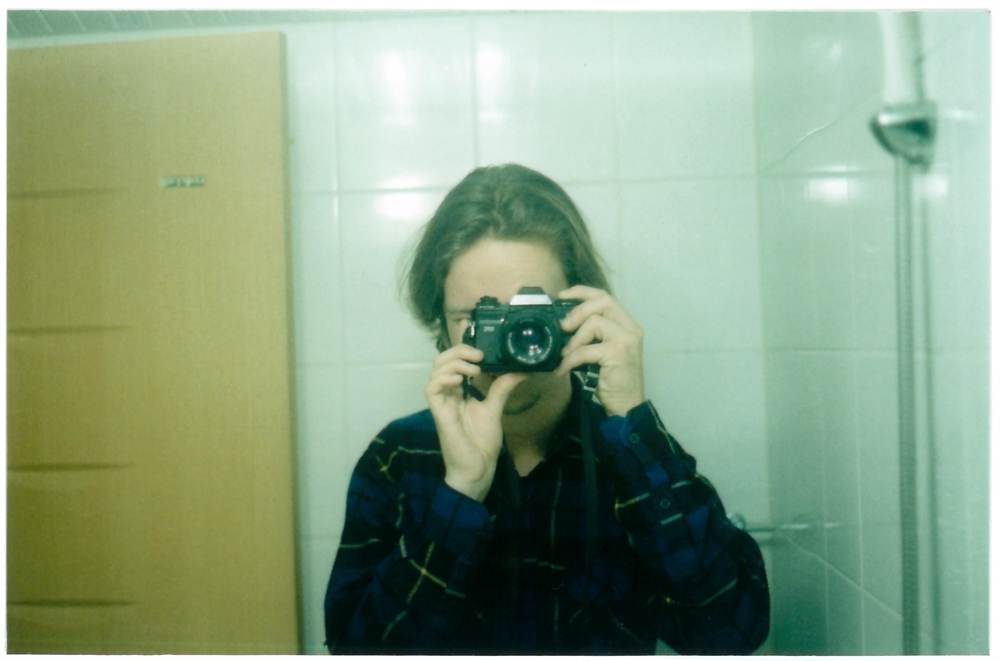Self-portrait #1