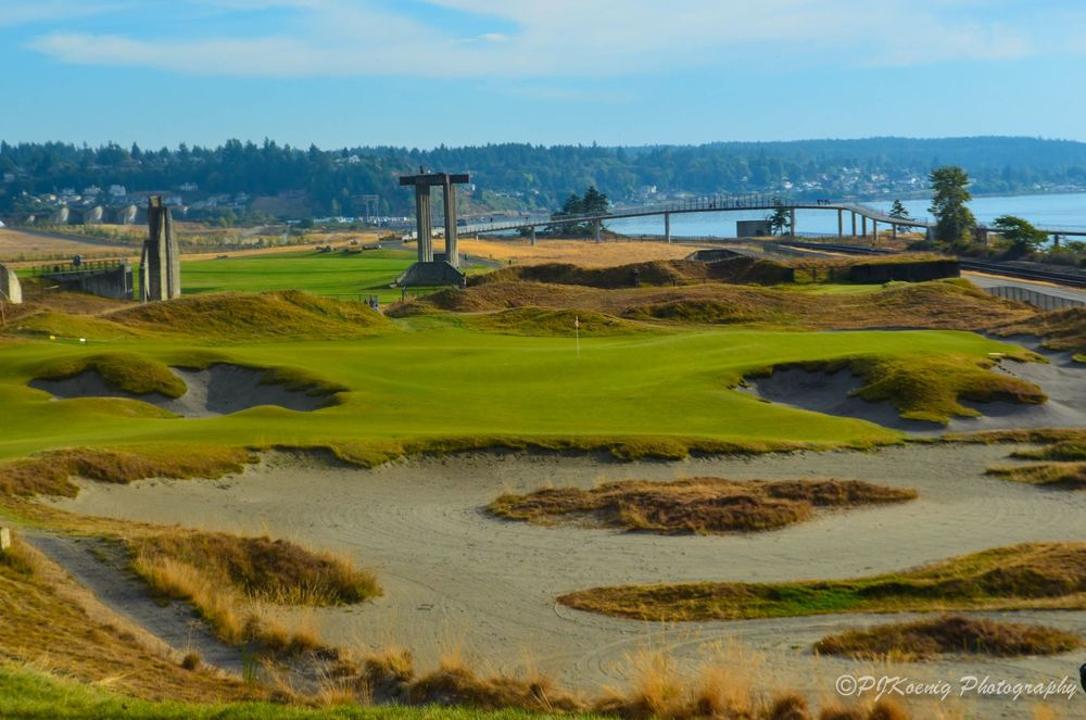 Chamber's Bay Golf Course - Tacoma, WA